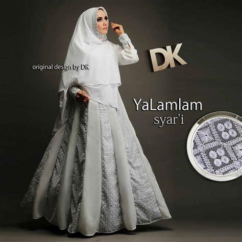 Gamis Syar I Ceruty Umbrella yalamlam syar i by dk jual busana muslim
