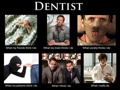 Meme Dentist - jane of all trades mistress of none