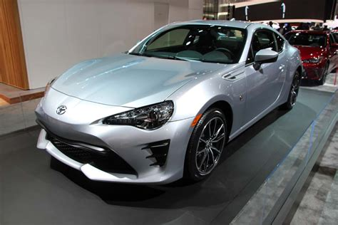Toyota New York Toyota 86 2017 Ou Une Renaissance Au Salon De New York