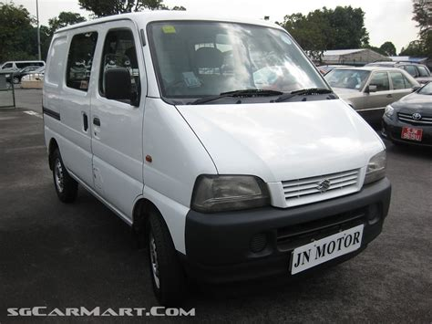 Suzuki Carrier View Of Suzuki Carry 1 3 Photos Features And
