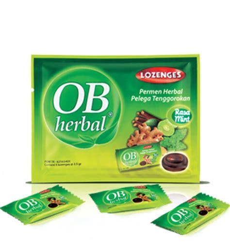 Obat Batuk Ob Herbal Plus Madu ob herbal obat batuk keluarga