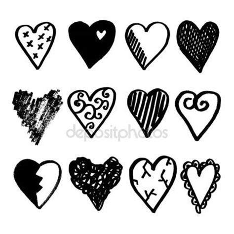 imagenes de corazones a blanco y negro www imagenes de corazonez en blanco y negro com imagui