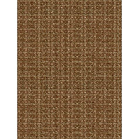 Outdoor Patio Area Rugs Foss Checkmate Taupe Walnut 6 Ft X 8 Ft Indoor Outdoor