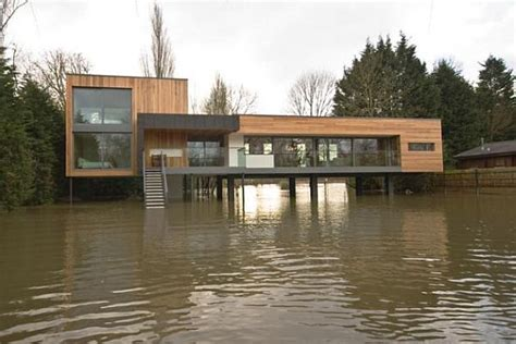 river house river contemporary hind house near wargrave