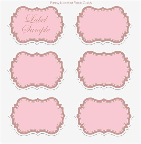 Best 25 Label Templates Ideas On Pinterest Free Printable Labels Templates Kitchen Labels Labels Template Free