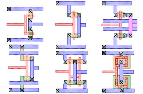 what is layout design in vlsi image gallery layout design rules