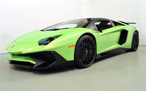 Lamborghini 750 Sv by 2017 Lamborghini Aventador Lp 750 4 Sv