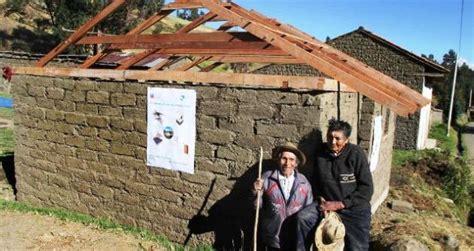 programa nacional de vivienda rural pnvr 193 ncash forma parte de primera etapa de programa nacional