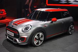 Mini Cooper S Works 2014 Mini Cooper Works Concept 2014 Cars Wallpapers