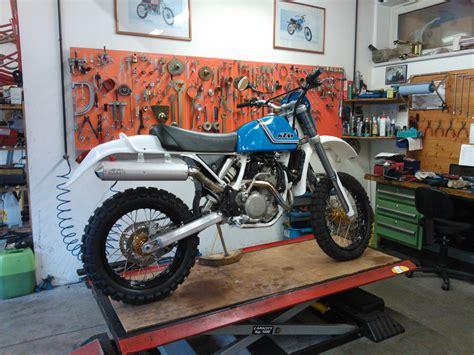Ktm Retro Motorrad by Andre Horvath S Enduro Klassiker Andr 233 Horvath S