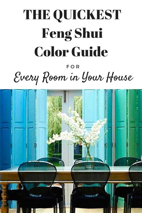 feng shui room colors easily find the best room colors for good feng shui good