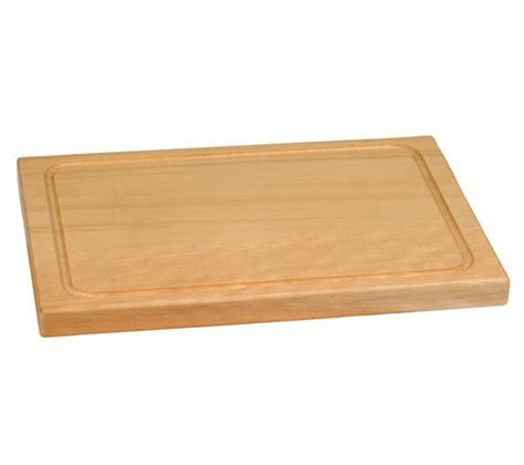 size of a chopping board dimensions info