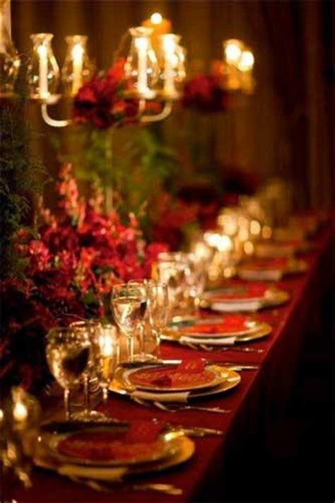 black and red christmas tablescapes ideas para bodas en invierno la decoraci 243 n