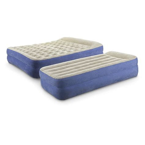 intex air beds intex 174 pillow rest air bed 195661 air beds at sportsman