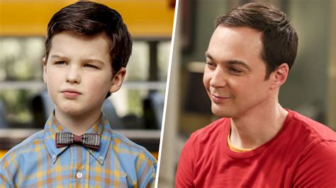 how old is actor young sheldon big bang theory spinoff trailer for young sheldon has
