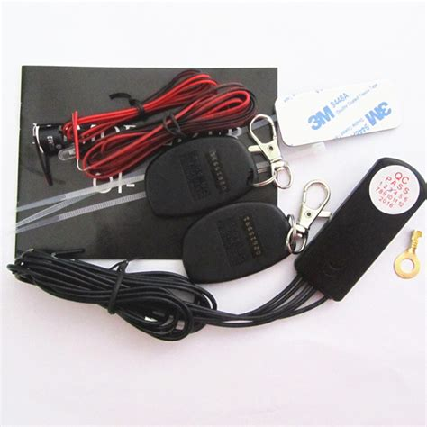 Jual Alarm Immobilizer Motor version car immobilizer bypass car alarm