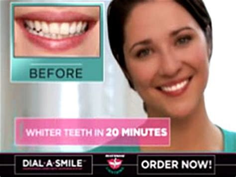 dial  smile professional home teeth whitening system