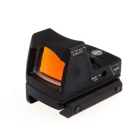 New Rmr Mini Tactical Sight With Rail And Glock Mount joufou mini tactical rmr dot scope reflex