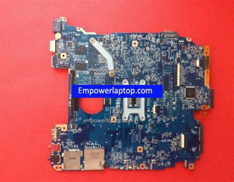 Motherboard For Sony Vpceh Mbx 247 Gt410m Da0hk1mb6e0 Rev E sony mbx 247 vpceh2d1e da0hk1mb6e0 motherboard