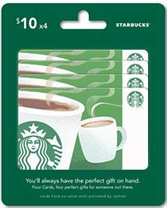 Check Balance Starbucks Gift Card Online - gift cards that don t suck frequent miler