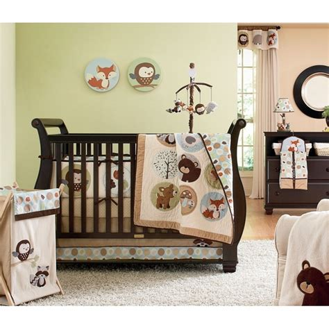 s forest friends crib bedding for ellie or wyatt