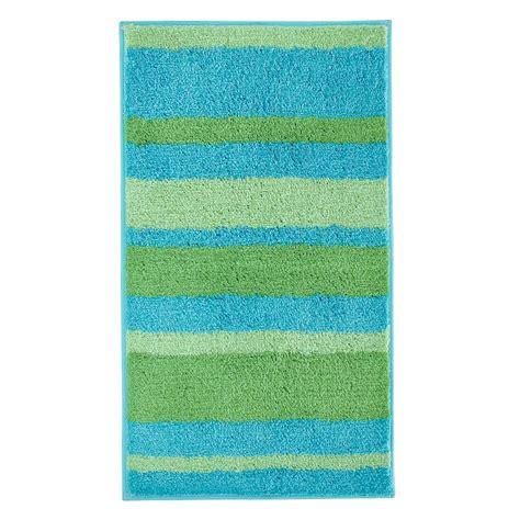 interdesign bath rugs interdesign stripz bath rug 34x21 quot