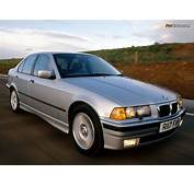 Photos Of BMW 320i Sedan E36 1991–98 800x600