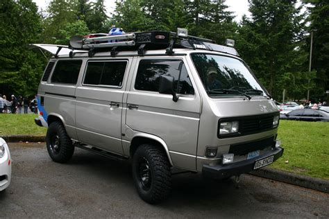 spotted vr6 syncro vanagon the car hobby vw westy