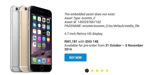 digi unveils iphone 6 and iphone 6 plus from rm1 181 and rm1 516 respectively lowyat net