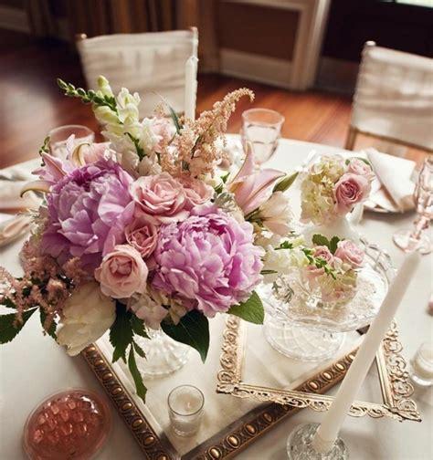 Vorschl Ge Tischdeko Hochzeit by Vintage Hochzeit 69 Inspirierende Ideen