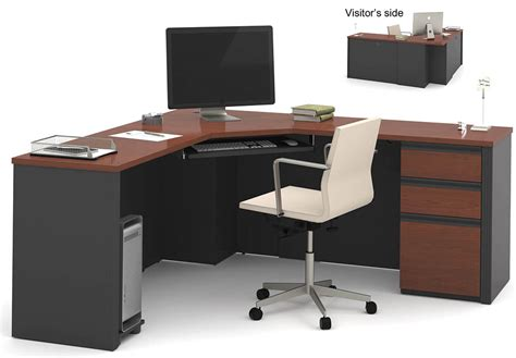 corner desk with file prestige modular desk series 71 quot desk shell