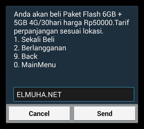 nama bug 4g telkomsel adalah paket murah kartu as telkomsel elmuha net