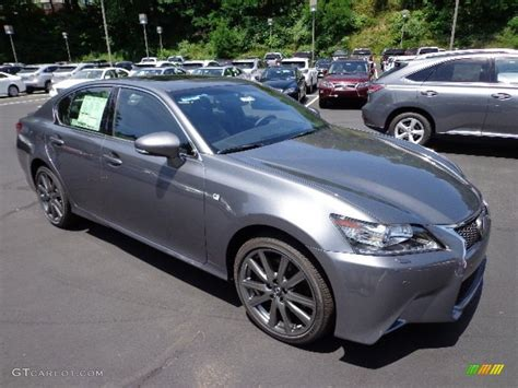 lexus gray lexus gs nebula grey autos post