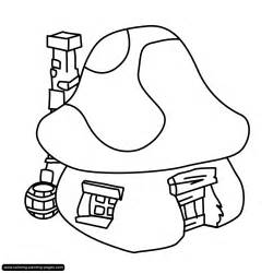 smurfs coloring pages print coloring pages smurf6 kootation smurf coloring pages