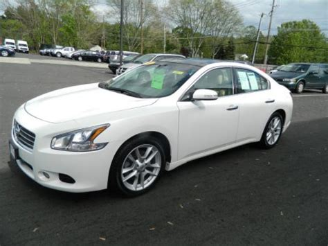 used nissan maxima 2009 used 2009 nissan maxima 3 5 sv for sale stock 69015