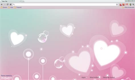 themes google chrome kawaii top 5 valentine s day browser themes brand thunder