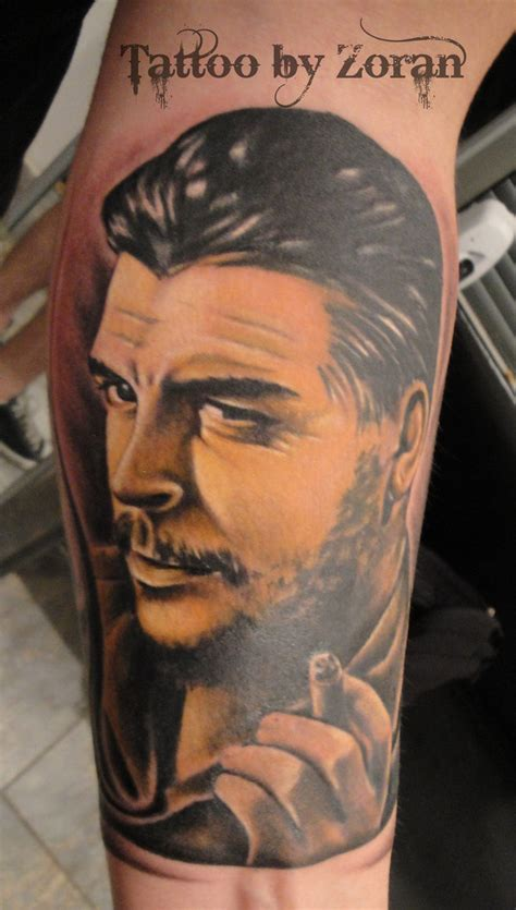 che guevara tattoo che guevara by tattoohardcore on deviantart