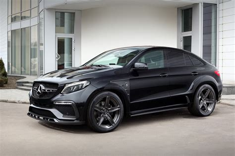 topcars inferno   mercedes benz gle coupe  steroids