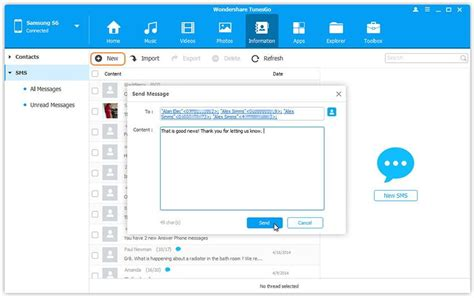 send message to mobile how to send sms from pc to mobile phone