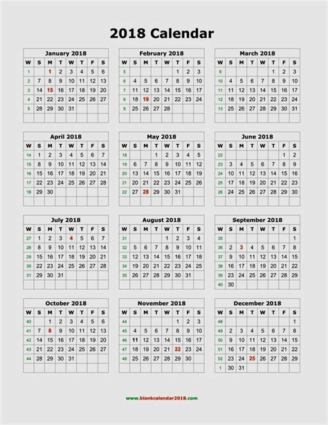 2018 Printable Calendar Uk Calendar For 2018 Printable Creative Calendar Template