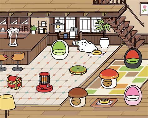 zen layout neko atsume neko atsume update adds new rare cats melange and