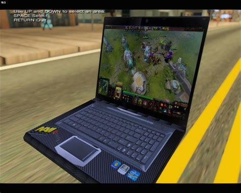 mod gta 5 laptop gta san andreas notebook mod v 1 alienware gaming mod