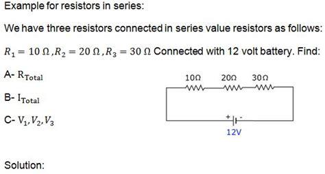 find missing resistor in parallel circuit electrical circuit electrical circuits
