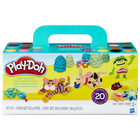 play doh colors play doh color pack
