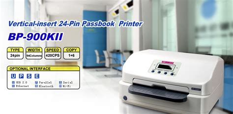 Jolimark Bp 900kii Passbook bp 900kii description jolimark