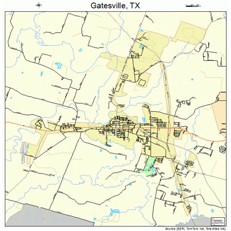 map of gatesville texas gatesville tx pictures posters news and on your pursuit hobbies interests and worries