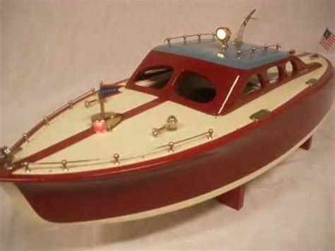 toy boat design ito cruiser japanese 22in wood toy boat by r c craft youtube
