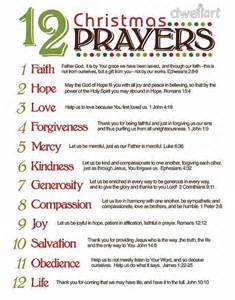 12 christmas prayers church pinterest