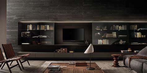 mobili a parete per soggiorno parete soggiorno come attrezzarla pareti attrezzate