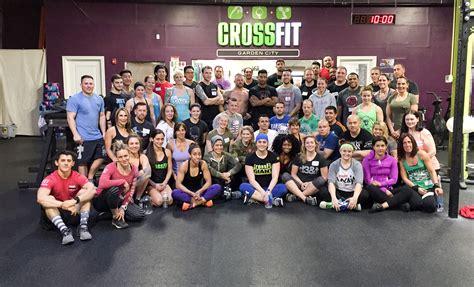 Garden City Crossfit Crossfit Forging Elite Fitness Monday 160307